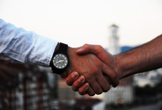 Handshake agreements?