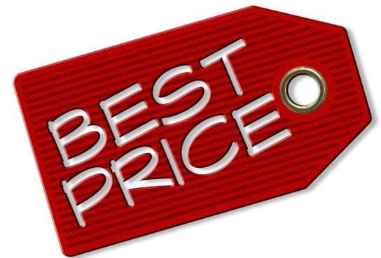Part 1: It's all about the price tag, naturally