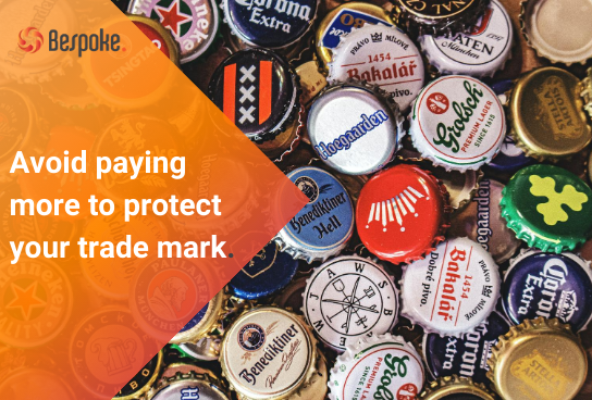 Avoid paying more to protect your trade mark